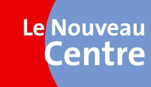 Logo du Nouveau Centre, soutien de Pour et Avec Bandol - Laurent Freani